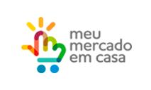 Logomarca Cupom Meu Mercado em Casa + Frete Grátis Outubro 2021