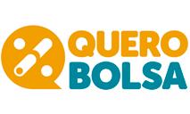 Logomarca Cupom Quero Bolsa, desconto de até 80% Outubro 2021