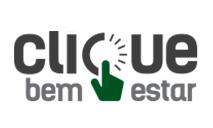 Logomarca Até R$100 OFF | Cupom Clique Bem Estar, Código de Desconto + Frete Grátis Maio 2021