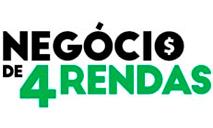 Cupom de desconto Negócio de 4 Rendas + Bônus