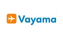 Logomarca Cupom Vayama, Desconto de US$10 Novembro 2020
