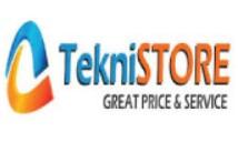 Logomarca Cupom TekniStore, Código de Desconto Dezembro 2020