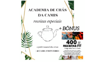 Logomarca Cupom Academia de Chás + Bônus, Código de Desconto Março 2021