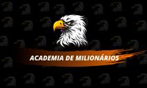 Logomarca Cupom de Desconto Academia De Milionários, Código Promocional Março 2021