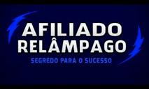 Logomarca Cupom Afiliado Relâmpago, Código Promocional Válido, Desconto 60% Março 2021