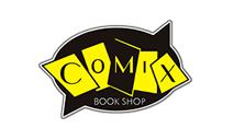 Logomarca Cupom Comix, Código de Desconto + Frete Grátis Maio 2021