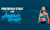 Logomarca Cupom Protocolo START com Amanda Biuger, Código de Desconto Março 2021