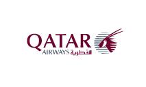 Logomarca Cupom Qatar Airways, Código de Desconto Promocional Fevereiro 2021