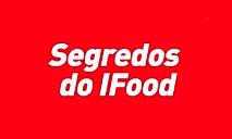 Logomarca 25% OFF | Cupom Segredos do iFood, Código de Desconto Fevereiro 2021