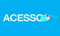 Logomarca Cupom de desconto AcessoShop Outubro 2021