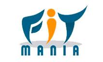 Logomarca Cupom de desconto Fit Mania Maio 2021