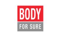 Logomarca Cupom de desconto Body For Sure + Frete Grátis Maio 2021