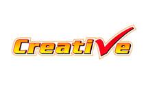 Logomarca Cupom de desconto Creative + frete grátis Novembro 2020