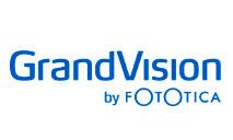 Logomarca Cupom de desconto GrandVision + Frete Grátis Maio 2021