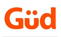 Logomarca Cupom de desconto Gud + Frete Grátis Junho 2021