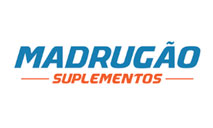 Logomarca Cupom de desconto Madrugão Suplementos + Frete grátis Maio 2021