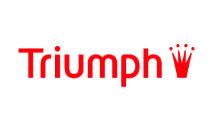 Logomarca Cupom de desconto Triumph + Frete grátis Março 2021