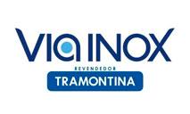 Logomarca Cupom de desconto Via Inox Novembro 2020