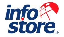 Logomarca Cupom de desconto Info Store + Frete Grátis Outubro 2021