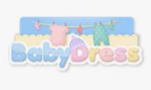 Logomarca Cupom de desconto Baby Dress Maio 2021