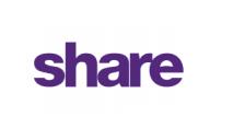 Logomarca Cupom de desconto EAD Share Fevereiro 2021