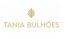 Logomarca Cupom de desconto Tânia Bulhões Fevereiro 2021