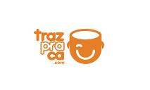 Logomarca Cupom de desconto TrazPraCa.com + frete grátis Outubro 2021