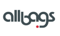 Logomarca Cupom de desconto Allbags + Frete Grátis Maio 2021