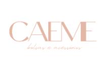 Logomarca Cupom de desconto Caeme + frete grátis Fevereiro 2021