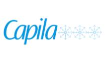 Logomarca Cupom de desconto Capila Março 2021