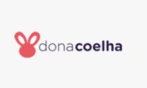 Logomarca Cupom de desconto Dona Coelha Outubro 2021