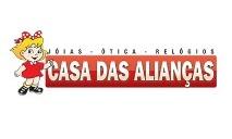 Logomarca Cupom de desconto Casa das Alianças + Frete Grátis Junho 2021